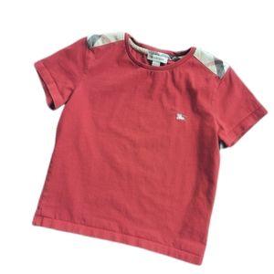 8 Years BURBERRY T-Shirt EUC